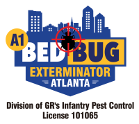 A1 Bed Bug Exterminator Atlanta logo